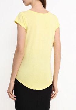 Футболка Alcott                                                                                                              желтый цвет