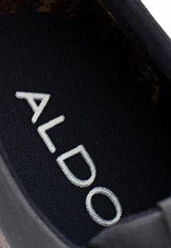 Кеды Aldo                                                                                                              синий цвет