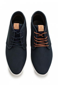 Ботинки Aldo                                                                                                              синий цвет