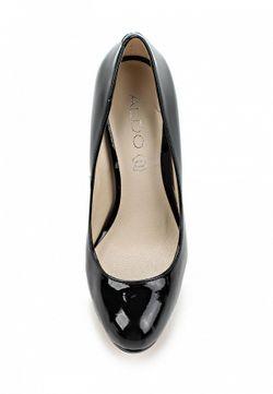Туфли Aldo                                                                                                              чёрный цвет