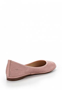Балетки Allegri                                                                                                              розовый цвет