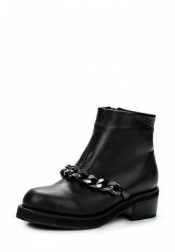 Ботинки Allegri                                                                                                              чёрный цвет