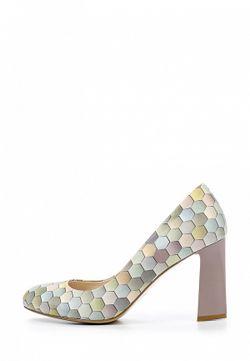 Туфли ALLORA                                                                                                              многоцветный цвет