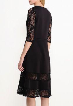Платье Amplebox                                                                                                              черный цвет