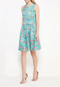 Платье Amplebox                                                                                                              многоцветный цвет