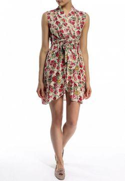 Платье Angeleye London                                                                                                              многоцветный цвет