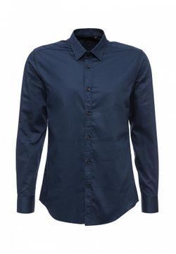 Рубашка Antony Morato                                                                                                              синий цвет