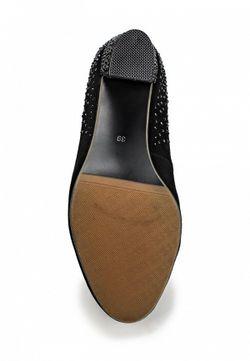 Туфли Ascalini                                                                                                              чёрный цвет
