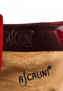 Полусапоги Ascalini                                                                                                              красный цвет