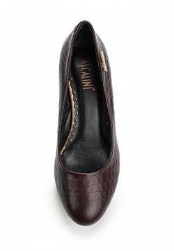Туфли Ascalini                                                                                                              коричневый цвет