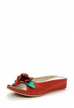 Сабо Ascalini                                                                                                              красный цвет