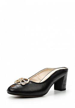 Сабо Ascalini                                                                                                              черный цвет