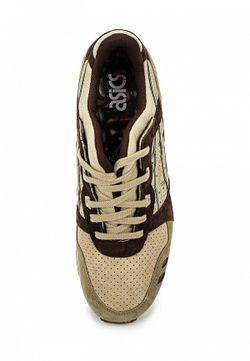 Кроссовки Asics Tiger                                                                                                              бежевый цвет