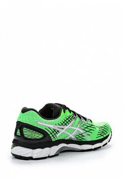 Кроссовки Asics                                                                                                              зелёный цвет
