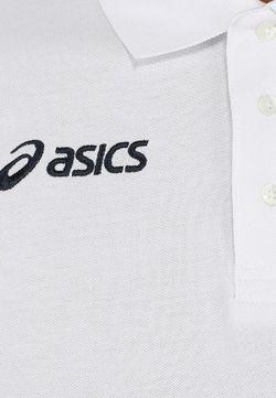 Поло Asics                                                                                                              белый цвет