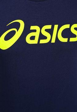 Футболка Asics                                                                                                              синий цвет