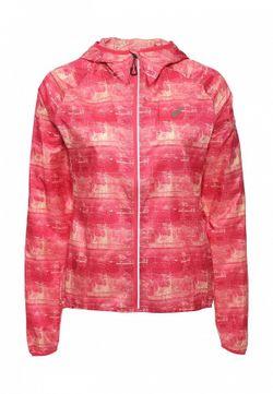 Ветровка Asics                                                                                                              розовый цвет