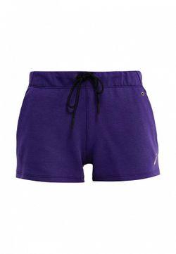 Шорты Спортивные Asics                                                                                                              фиолетовый цвет