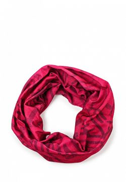 Шарф Asics                                                                                                              розовый цвет