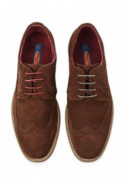 Туфли Ascot                                                                                                              коричневый цвет