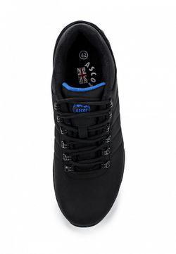 Кроссовки Ascot                                                                                                              черный цвет
