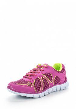 Кроссовки Ascot                                                                                                              розовый цвет
