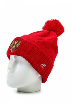 Шапка Atributika & Club™                                                                                                              красный цвет