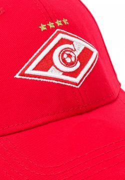 Бейсболка Atributika & Club™                                                                                                              красный цвет