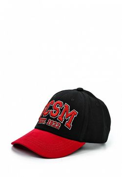 Бейсболка Atributika & Club™                                                                                                              чёрный цвет