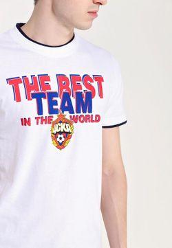 Футболка Atributika & Club™                                                                                                              белый цвет
