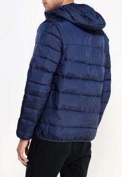 Куртка Утепленная Atributika & Club™                                                                                                              синий цвет