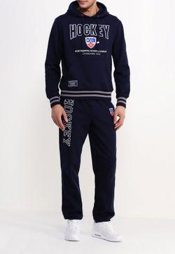 Брюки Спортивные Atributika & Club™                                                                                                              синий цвет
