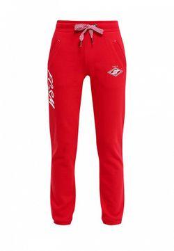 Брюки Спортивные Atributika & Club™                                                                                                              красный цвет