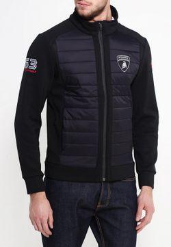 Куртка Утепленная Automobili Lamborghini                                                                                                              черный цвет