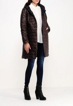 Куртка Утепленная Aurora Firenze                                                                                                              коричневый цвет