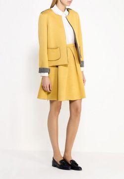 Жакет Aurora Firenze                                                                                                              желтый цвет