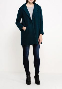Пальто Aurora Firenze                                                                                                              зелёный цвет