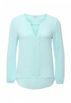 Блуза Aurora Firenze                                                                                                              Бирюзовый цвет