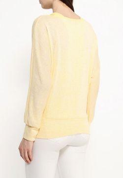 Джемпер Aurora Firenze                                                                                                              желтый цвет