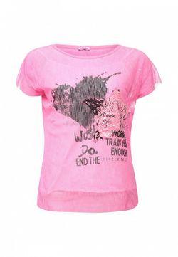 Твинсет Aurora Firenze                                                                                                              розовый цвет