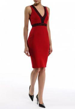 Платье AX Paris                                                                                                              красный цвет