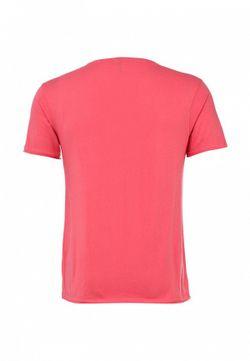 Футболка Baon                                                                                                              розовый цвет