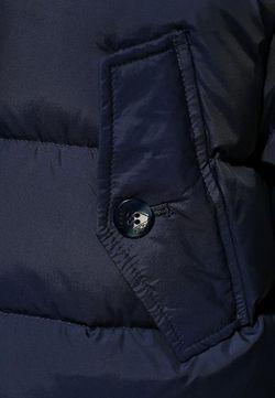 Пуховик Baon                                                                                                              синий цвет