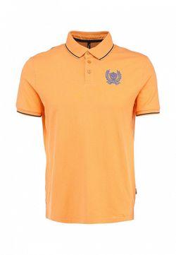 Поло Baon                                                                                                              оранжевый цвет