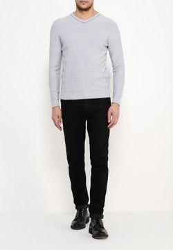 Пуловер Baon                                                                                                              серый цвет