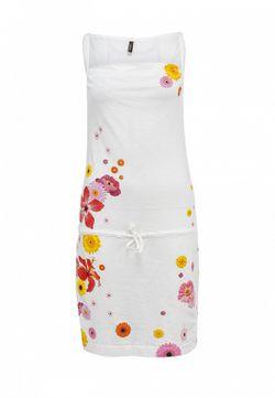 Сарафан Baon                                                                                                              белый цвет