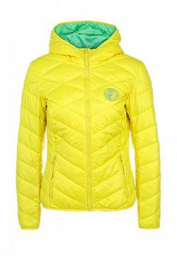 Куртка Утепленная Baon                                                                                                              желтый цвет