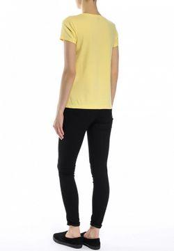 Футболка Baon                                                                                                              желтый цвет