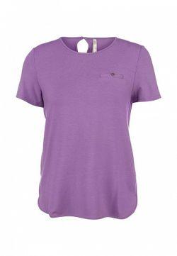 Футболка Baon                                                                                                              фиолетовый цвет