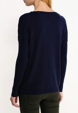 Джемпер Baon                                                                                                              синий цвет